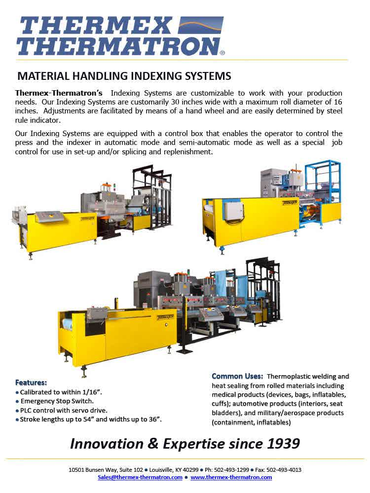 Material Handling System Indexers1024 1