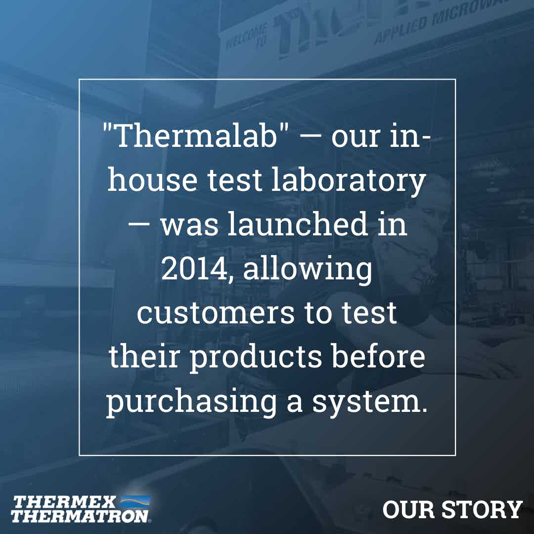 916 2020 Thermex Thermatron History