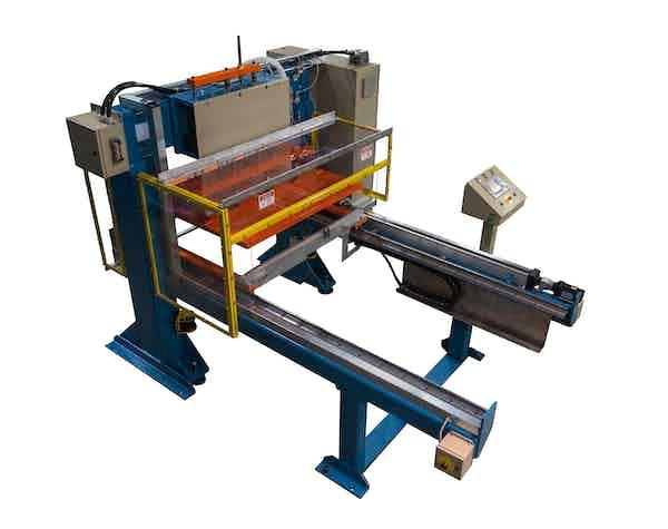 Industrial H Press 2021