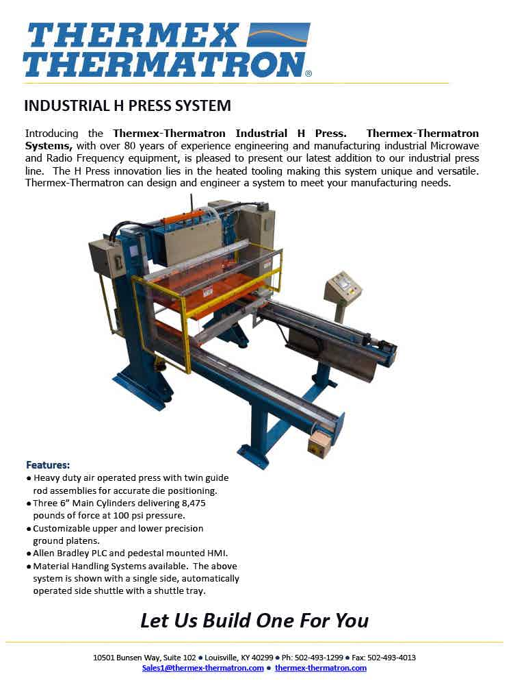 Industrial H Press System1024 1