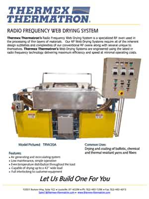 56833 Rf Web Dryers