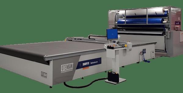 Oteman Sharp Multi Tool Conveyor Cutting System With Carousel