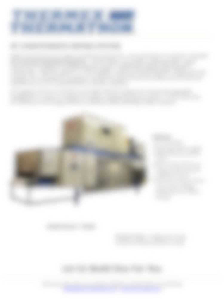 Rf Conveyorized Drying System1024 1